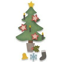 Sizzix™ Bigz Plus Die - Christmas Tree #2 by Sizzix®