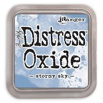Tim Holtz® Distress Oxide Ink Pad - Stormy Sky
