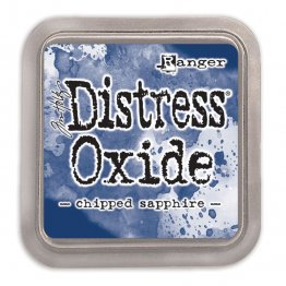 Tim Holtz® Distress Oxide Ink Pad - Chipped Sapphire