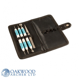 OakWood Archer® Paper Embossing Tool Kit
