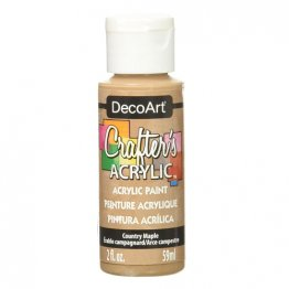 DecoArt® Crafter's Acrylic Paint (59ml) - Country Maple