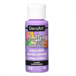 DecoArt® Crafter's Acrylic Paint (59ml) - Lavender