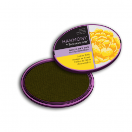 Spectrum Noir™ Ink Pad, Harmony Quick Dry - Lemon Tonic