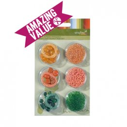Serafina™ Jewellery Bead Kit  - Tropical Beach