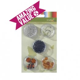 Serafina™ Jewellery Bead Kit  - Indian Opulence