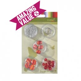 Serafina™ Jewellery Bead Kit  - Mexicana Spice