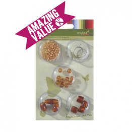 Serafina™ Jewellery Bead Kit  - Topaz