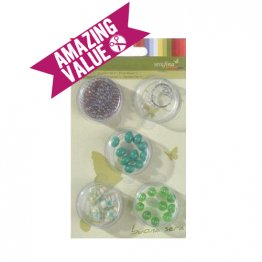 Serafina™ Jewellery Bead Kit  - Chinese Jade