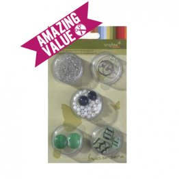 Serafina™ Jewellery Bead Kit  - Peppermint