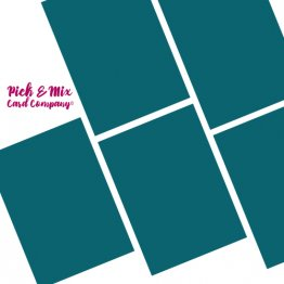 Pick & Mix Card Company© A4 (5pk) - Sour Berries Blue