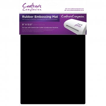 Crafter's Companion™ Gemini™ Rubber Embossing Mat