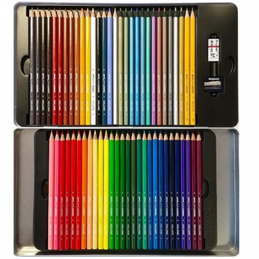 Bruynzeel® Colouring Pencil & Drawing 60 pc Set