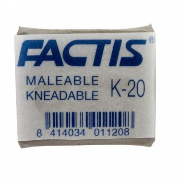 FACTIS® Kneadable Putty Eraser
